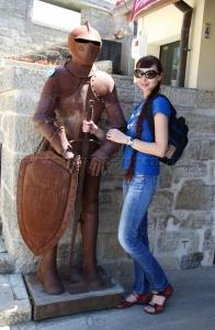Рыцарь и Дама)