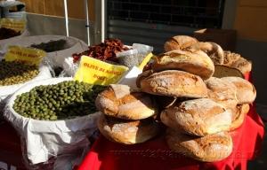 На рынке в Пизе