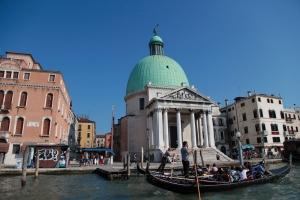 Венеция - город памятник