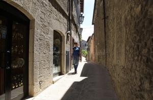 На старинных улочках