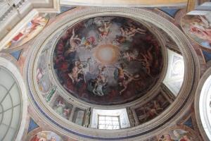 Расписной купол