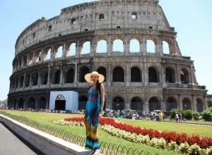 Колизей - символ Рима