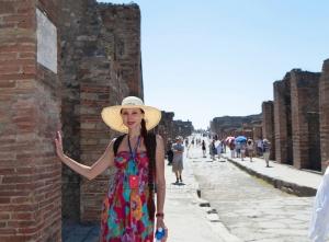 Улицы Помпеи