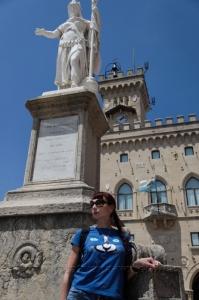 На площаде Свободы