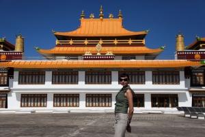 Храм Буддийского монастыря