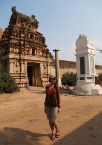 Руины Виджаянагара