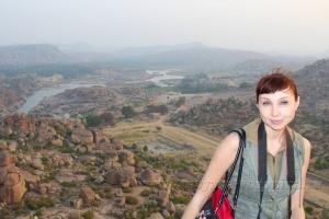 Рассвет на горе Матанга