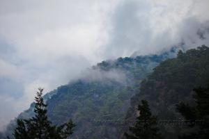 На вершинах гор