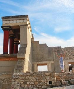 Архитектура древнего Крита