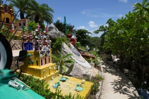 Мексиканское кладбище