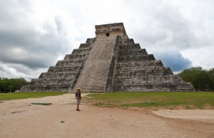 Храм Кукулькана