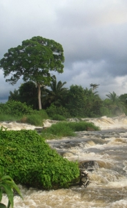 Водопад Лобе