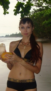 Спелый кокос