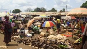 Продовольственный рынок