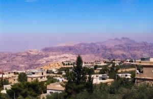 Иорданский пейзаж