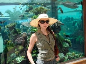 В Эйлатском морском музее