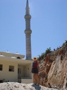 Мечеть в горах