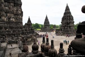 Храмы для слуг